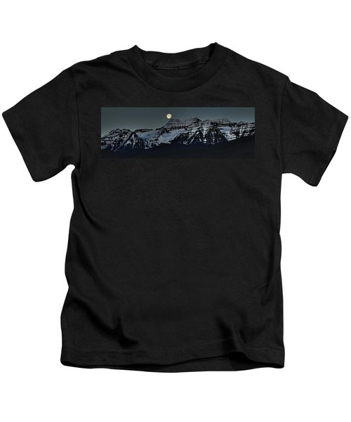 Moon Fall Kids T-Shirt