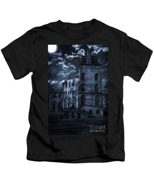 Moonlit Fonthill Kids T-Shirt