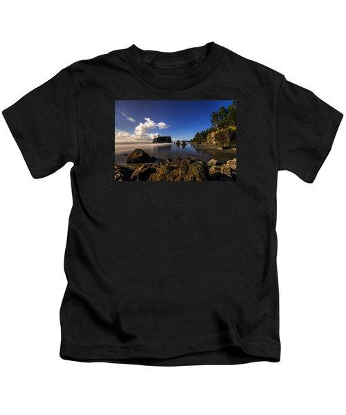 Moonlit Ruby Kids T-Shirt