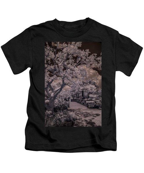 Morikami Gardens - Bridge Kids T-Shirt