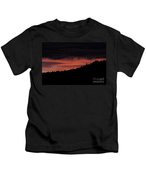 Morning View Kids T-Shirt