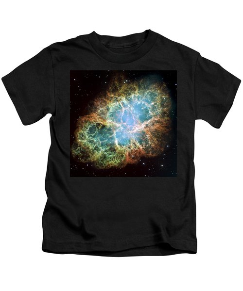 Most Detailed Image Of The Crab Nebula Kids T-Shirt