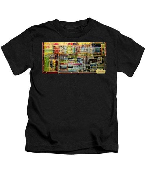 Mother Board Kids T-Shirt