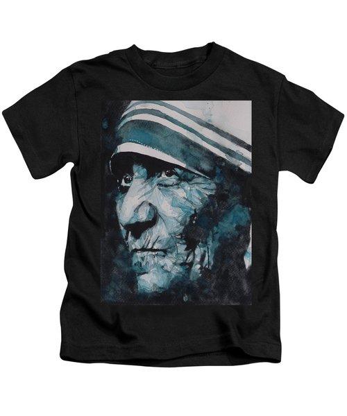 Mother Teresa Kids T-Shirt
