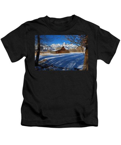 Moulton Barn Kids T-Shirt