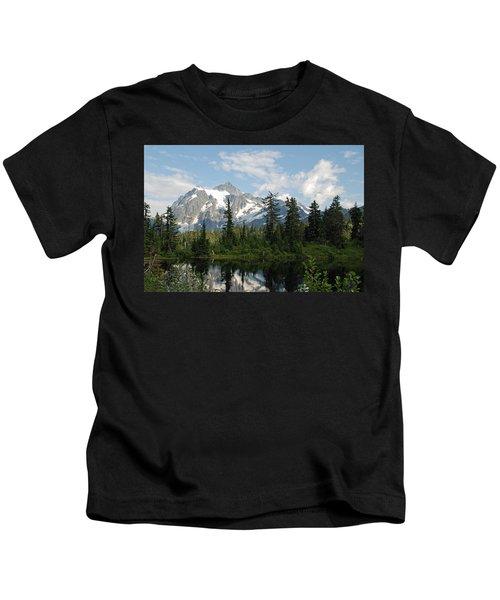 Mount Baker  Kids T-Shirt