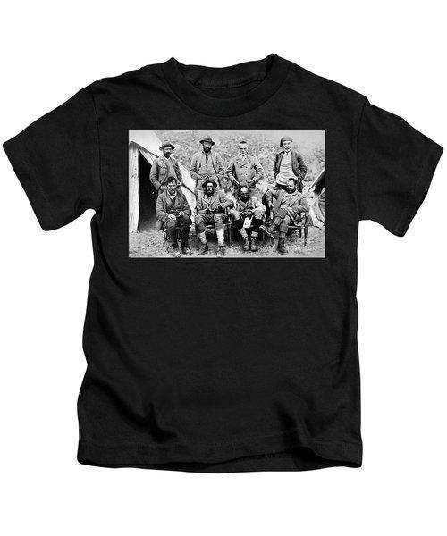 Mount Everest Expedition Kids T-Shirt
