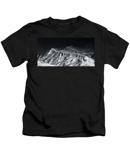 Mountainscape N. 5 Kids T-Shirt