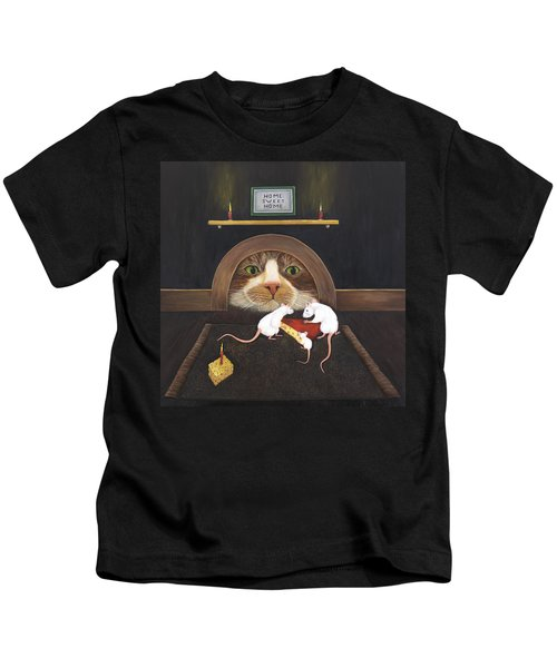 Mouse House Kids T-Shirt