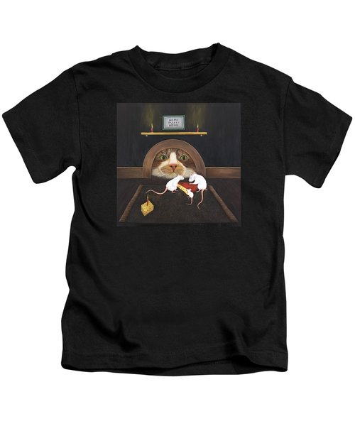 Mouse House Kids T-Shirt