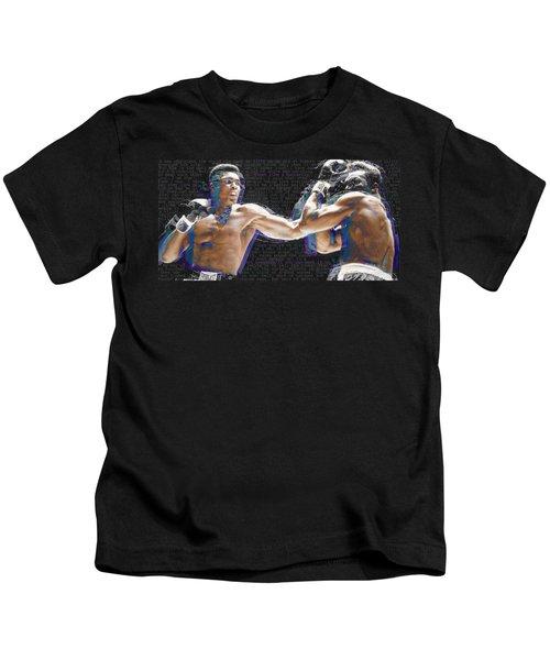 Muhammad Ali Kids T-Shirt