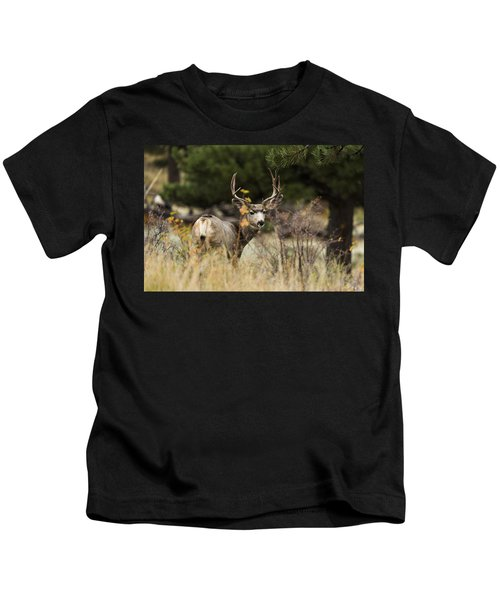 Mule Deer I Kids T-Shirt