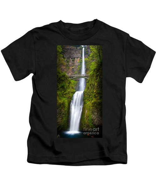 Multnomah Panorama Kids T-Shirt
