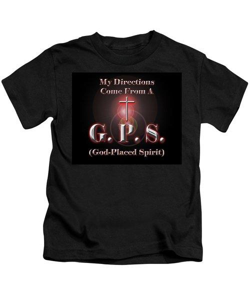 My Gps Kids T-Shirt