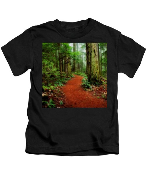 Mystical Trail Kids T-Shirt