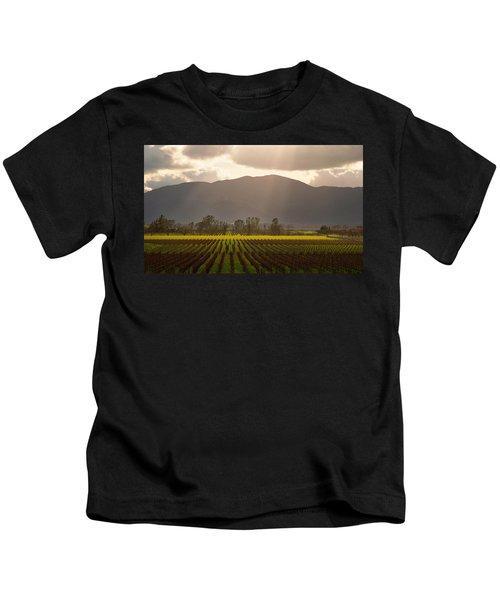 Napa Beauty Kids T-Shirt