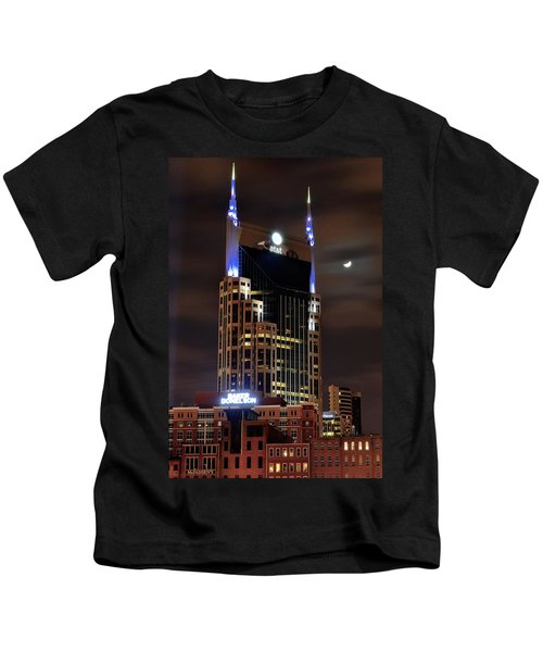 Nashville Kids T-Shirt by Frozen in Time Fine Art Photography