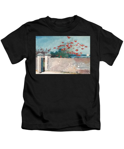 Nassau Bahamas Kids T-Shirt