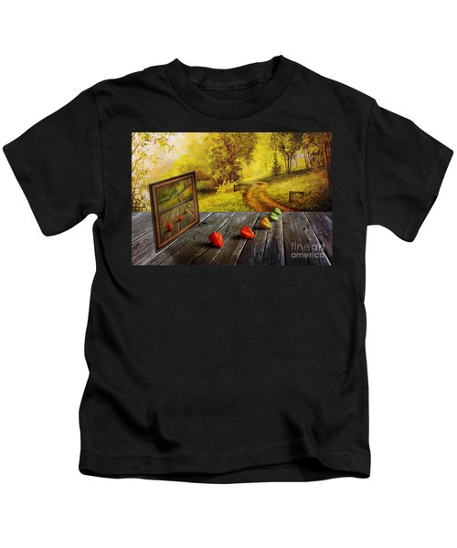 Nature Exhibition Kids T-Shirt
