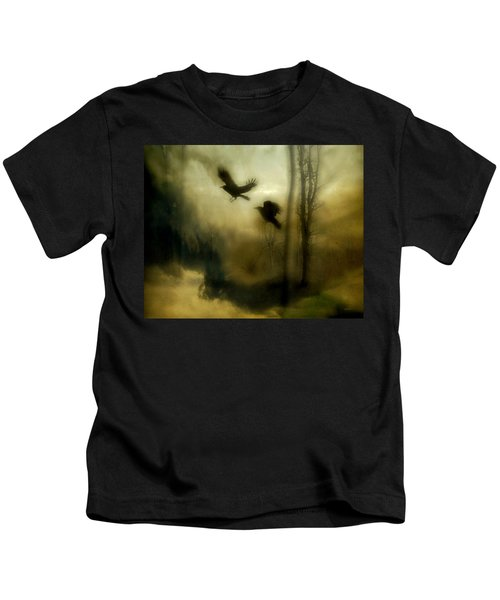 Nature's Blur Kids T-Shirt
