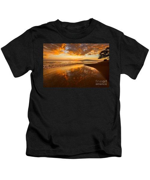 Nature's Painting Kids T-Shirt