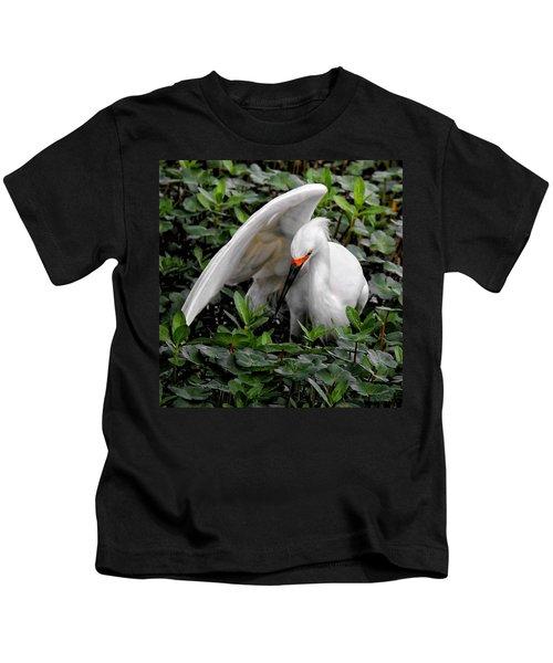 Nature's Umbrella Kids T-Shirt