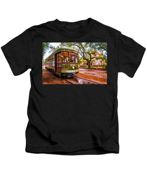 New Orleans Classique Oil Kids T-Shirt