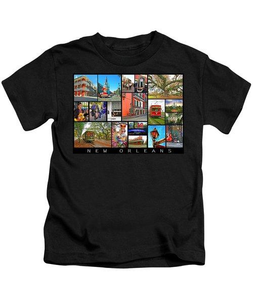 New Orleans Kids T-Shirt