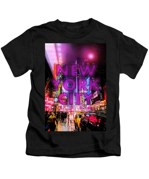 New York City - Color Kids T-Shirt