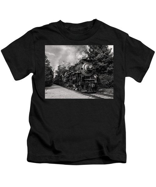 Nickel Plate Berkshire 765 Kids T-Shirt