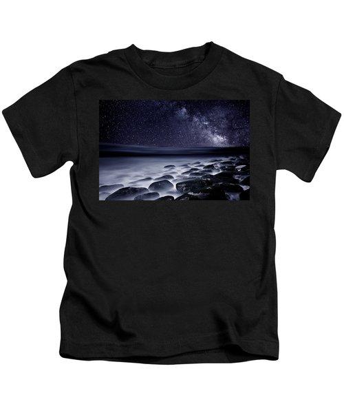 Night Shadows Kids T-Shirt