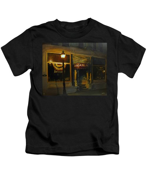 Night Time Kids T-Shirt