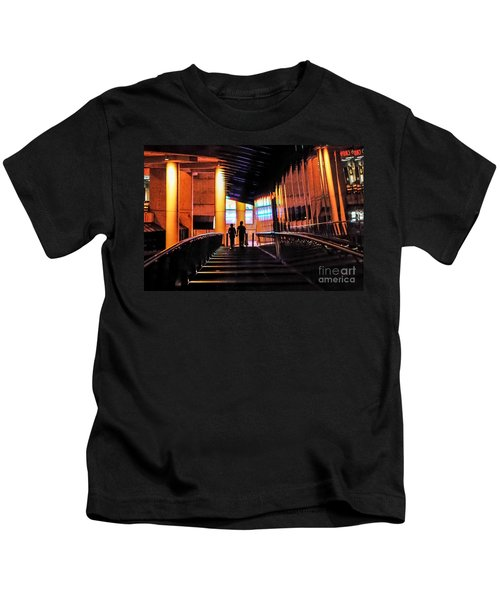 Night Walk Kids T-Shirt