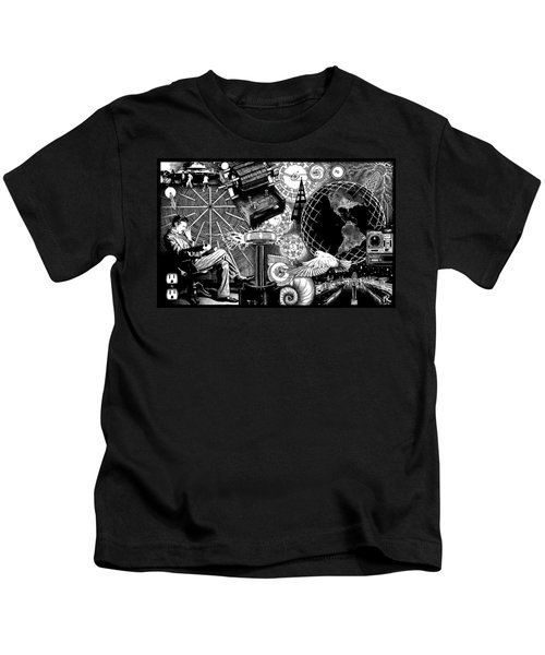 Tesla Kids T-Shirt