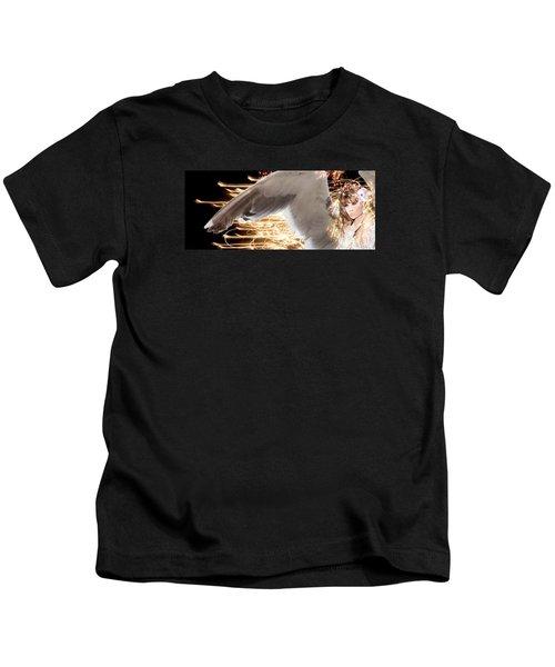 Nissrine An Angels Radiance Kids T-Shirt