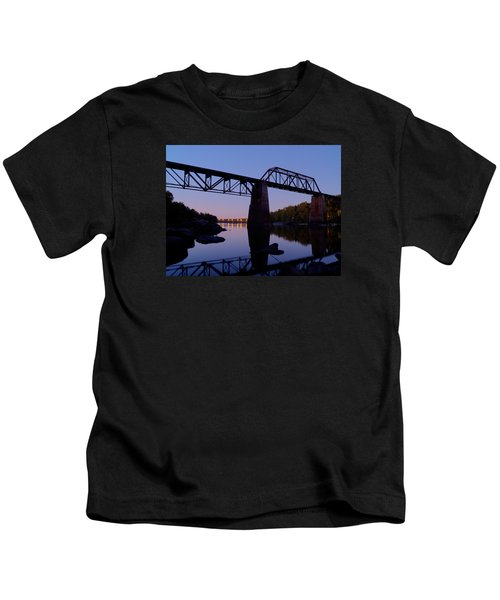 Twilight Crossing Kids T-Shirt