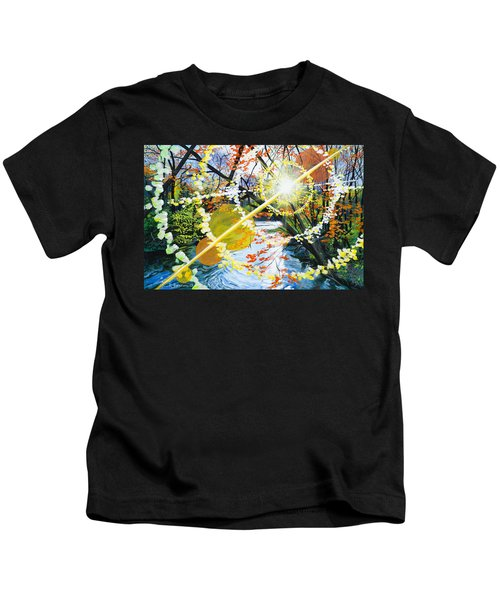 The Glorious River Kids T-Shirt
