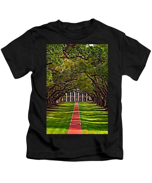 Oak Alley II Kids T-Shirt