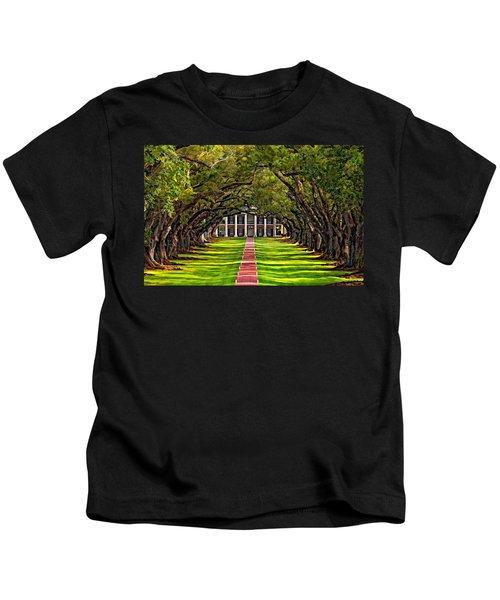 Oak Alley Kids T-Shirt