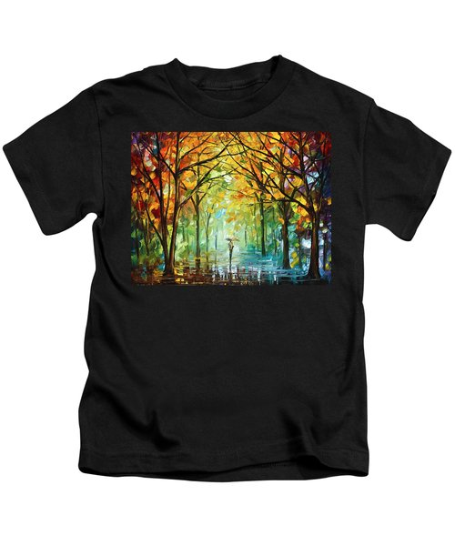 October In The Forest Kids T-Shirt