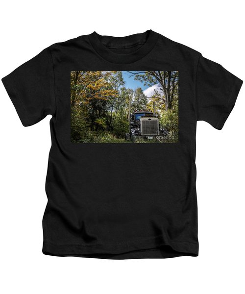 Off Road Trucker Kids T-Shirt