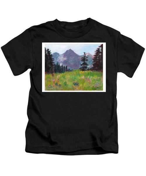 Off The Trail 2 Kids T-Shirt
