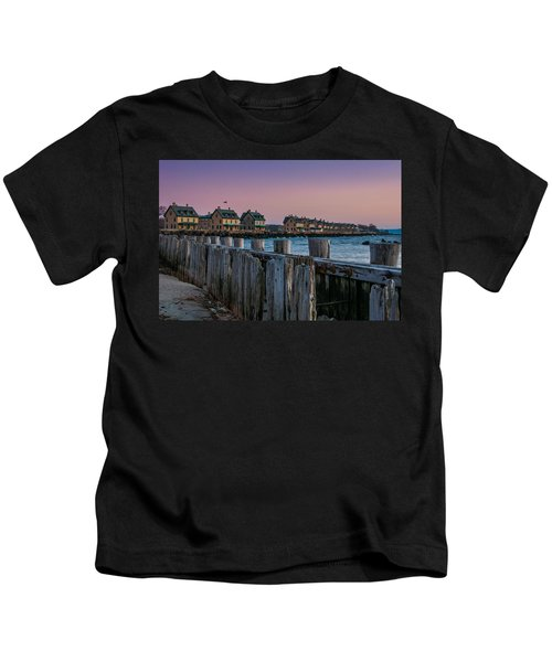 Officers' Row Kids T-Shirt