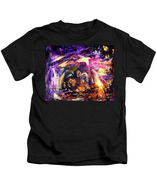 Oh Holy Night  Kids T-Shirt