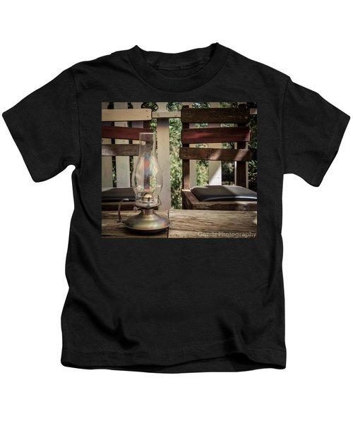 Oil Lamp 2 Kids T-Shirt