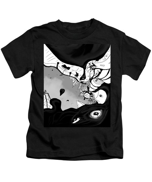 Oil Spill Kids T-Shirt