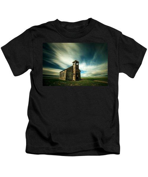Old Cottonwood Church Kids T-Shirt