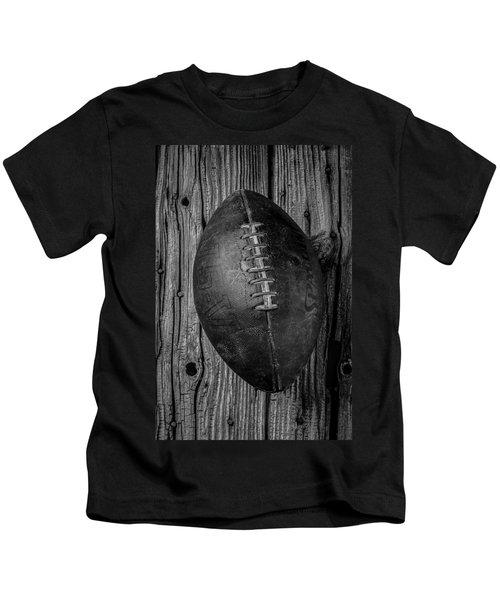 Old Football Kids T-Shirt