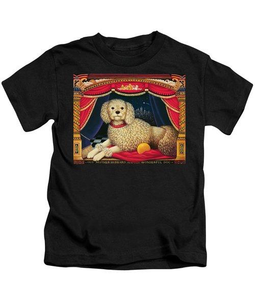 Old Mother Hubbards Wonderful Dog Kids T-Shirt