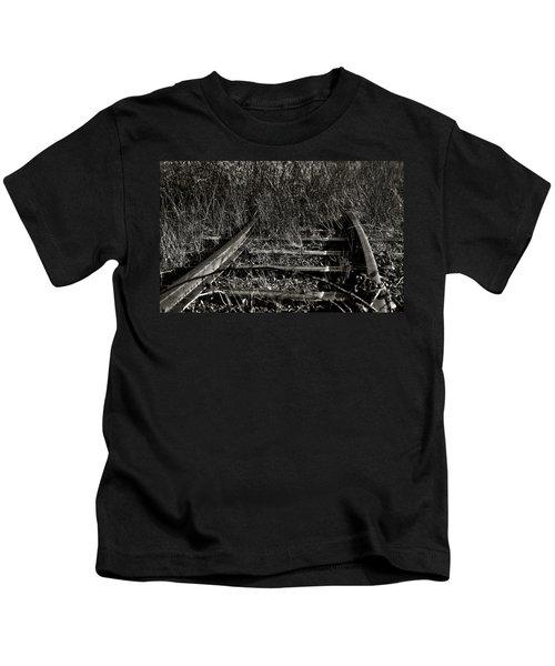Old Rails Kids T-Shirt